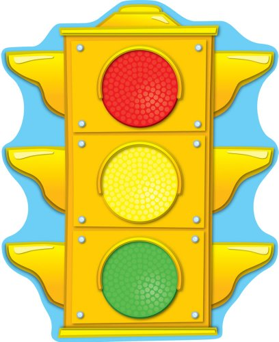 9781609960339: Stoplight Two-Sided Decoration