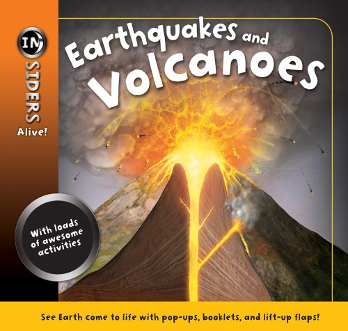 9781609960872: Earthquakes and Volcanoes, Grades 3 - 6 (Insiders Alive)