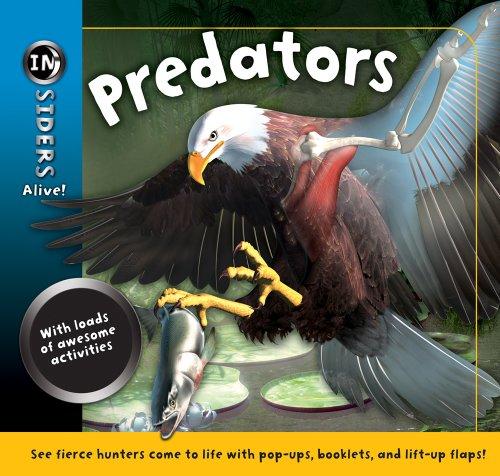 9781609960896: Predators, Grades 3 - 6 (Insiders Alive)