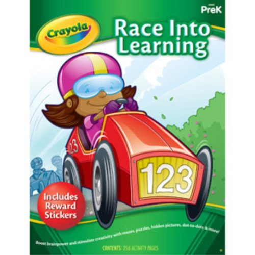 9781609961688: Crayola Early Learning Activit