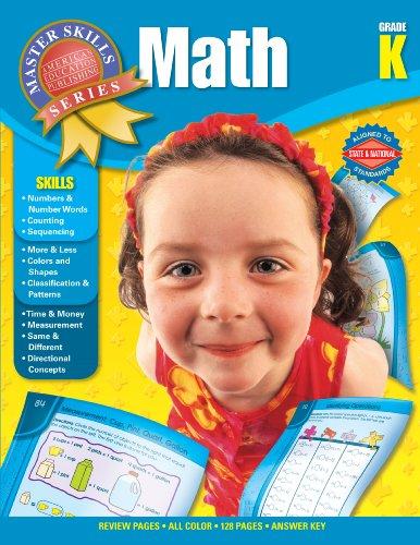 9781609962470: Math, Grade K (Master Skills)