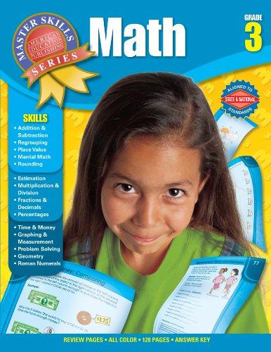 9781609962500: Math, Grade 3 (Master Skills)