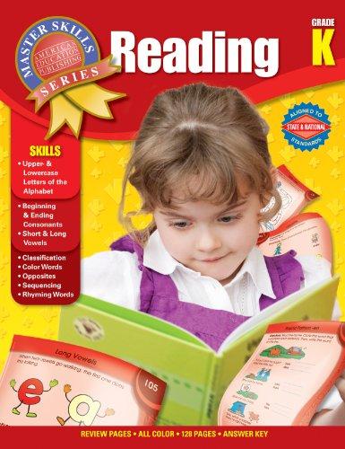 Reading, Grade K (Master Skills)