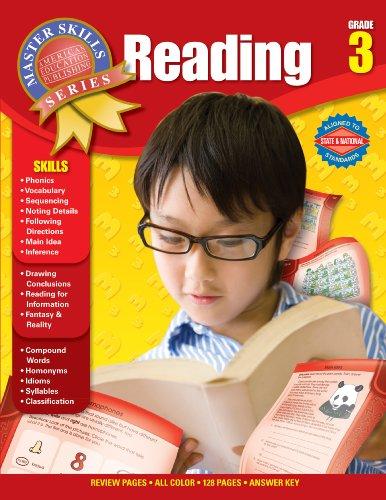 Reading, Grade 3 (Master Skills): American Education Publishing [Compiler]