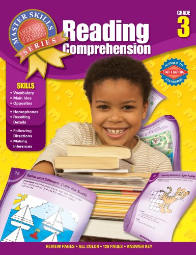 Reading Comprehension, Grade 3 (Master Skills)