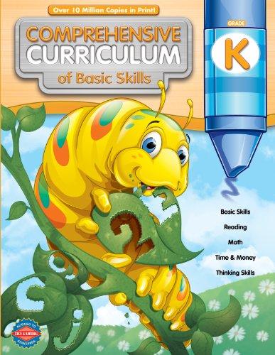 9781609963293: Comprehensive Curriculum of Basic Skills, Grade K