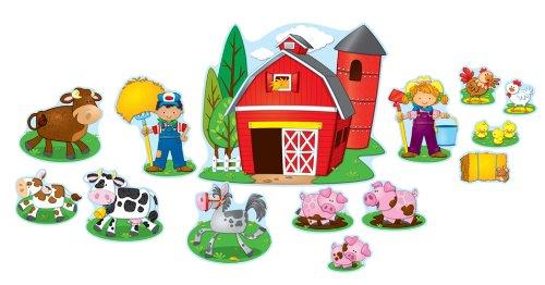 Farm Bulletin Board Set
