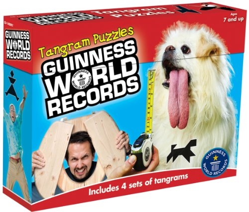 9781609964467: Guinness World Records Tangram Puzzles