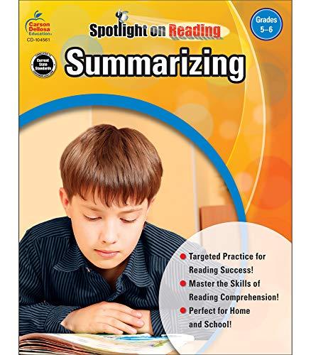 Summarizing, Grades 5 - 6: Frank Schaffer Publications