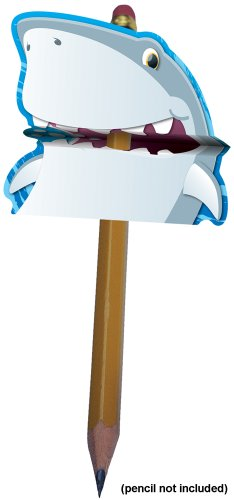 9781609965419: Shark Pencil Toppers