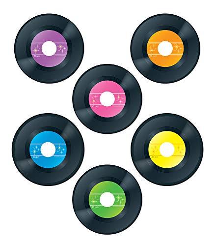 9781609965709: Carson Dellosa Records Cut-Outs (120068)