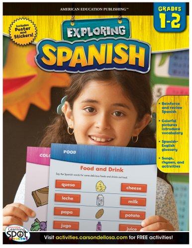 9781609967864: Spanish, Grades 1 - 2 (Exploring)