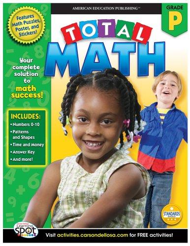 9781609968113: Total Math, Grade PK