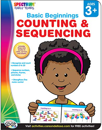 9781609968878: Counting & Sequencing, Grades Preschool - K (Basic Beginnings)