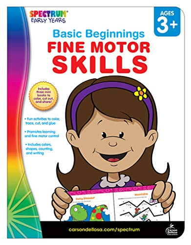 9781609968908: Fine Motor Skills, Grades Preschool - K (Basic Beginnings)
