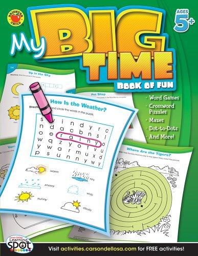 9781609969806: My Big Time Book of Fun, Grades K - 2
