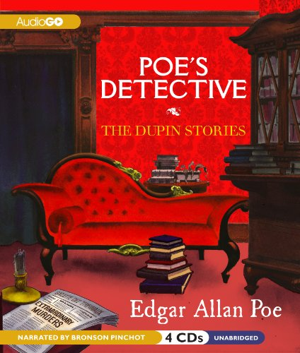 9781609981624: Poes Detective: The Dupin Stories