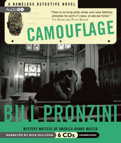 Camouflage: A Nameless Detective Novel: Pronzini, Bill