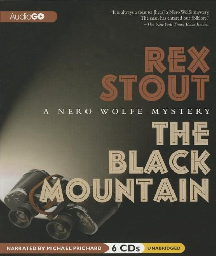 a review of the novel the black mountain by rex stout Find rex stout and rex stout lot from a vast selection of books murder by the book (penguin crime fiction) by stout, rex rex stout the black mountain.