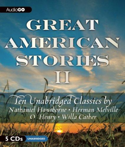 9781609983567: Great American Stories II