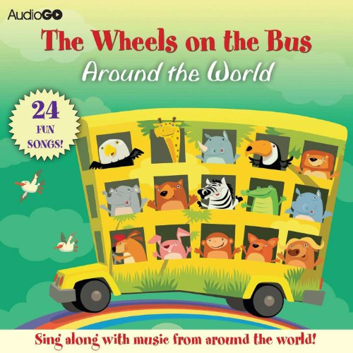 9781609984670: Wheels on the Bus Around the World