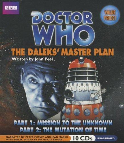 9781609985165: Doctor Who: The Daleks Master Plan (Full Cast Narration)
