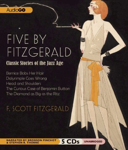 9781609987480: Five by Fitzgerald: Classic Stories of the Jazz Age