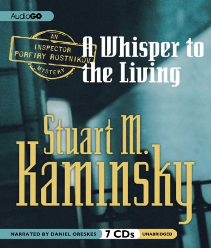 9781609988043: A Whisper to the Living (Inspector Rostnikov Series)