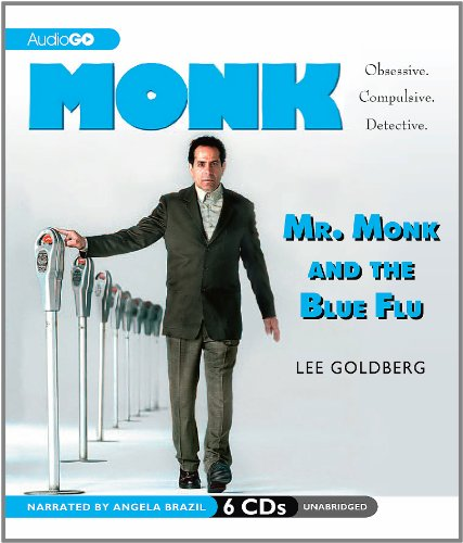 9781609988074: Mr. Monk and the Blue Flu (Adrian Monk Series)