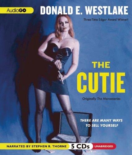 9781609989446: The Cutie (Hard Case Crime Series) (Hard Case Crime Novels)