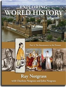 9781609990626: Exploring World History Vol 2 Notgrass