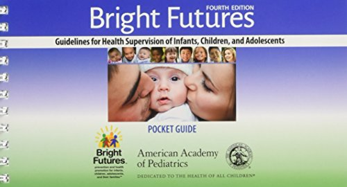 9781610020824: Bright Futures: Guidelines Pocket Guide