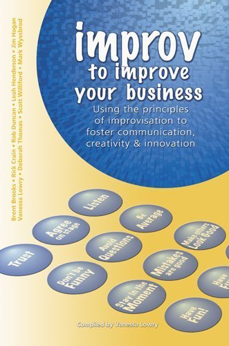 9781610050326: Improv to Improve Your Business
