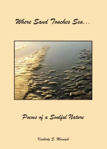 9781610052924: Where Sand Touches Sea...: Poems of a Soulful Nature