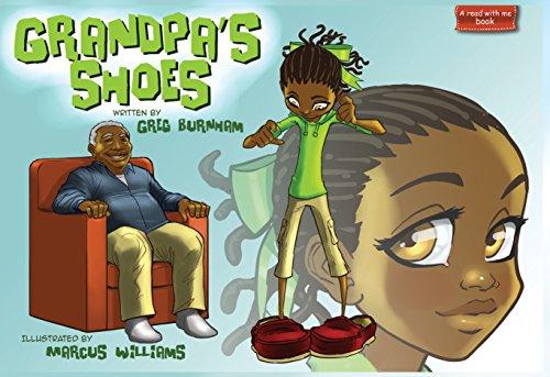 Grandpa's Shoes: Burnham, Greg