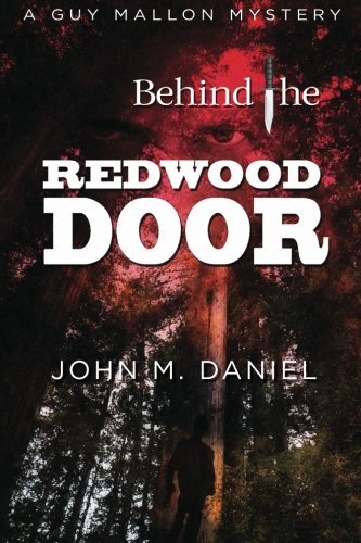9781610090230: Behind the Redwood Door: a Guy Mallon Mystery