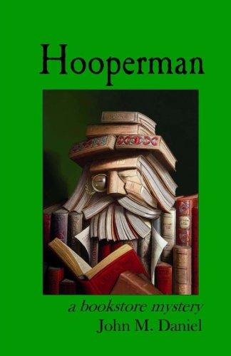 9781610090612: Hooperman: a bookstore mystery