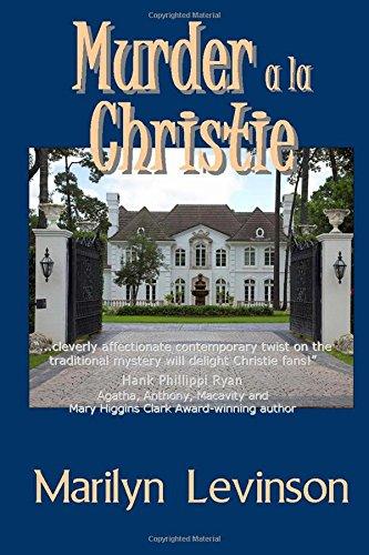 Murder a la Christie by Marilyn Levinson: Levinson, Marilyn