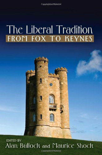 9781610160063: Liberal Tradition From Fox to Keynes