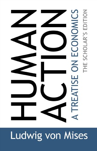 9781610161459: Human Action: The Scholar's Edition