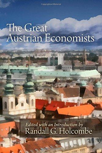 9781610161480: The Great Austrian Economists