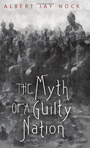 9781610162388: The Myth of a Guilty Nation