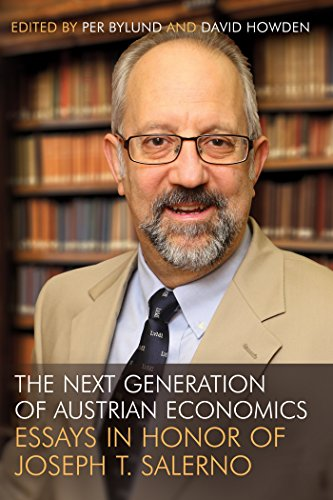 9781610165938: the Next Generation of Austrian Economics