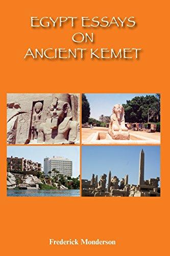 9781610230230: Egypt Essays on Ancient Kemet