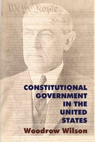 9781610270809: Constitutional Government in the United States
