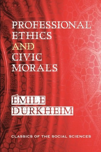 9781610271424: Professional Ethics and Civic Morals