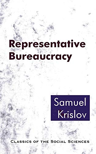 9781610271738: Representative Bureaucracy