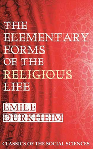 9781610278287: The Elementary Forms of the Religious Life