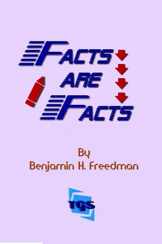 9781610330848: Facts are Facts