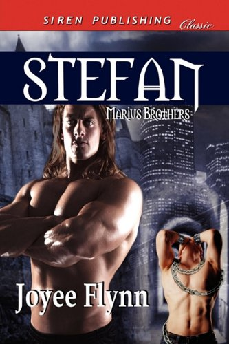 9781610342353: Stefan [The Marius Brothers 3] (Siren Publishing Classic Manlove)